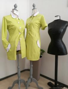 Šaty a plášť GENEVA