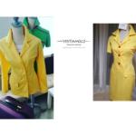 Kabátek a šaty SAN MARINO
