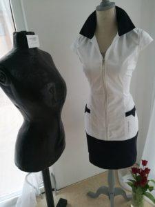 Šaty či kabátek DUXFORD